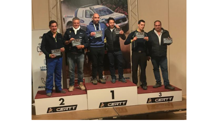 THE SINTAC TEAM HAS BEEN CLASSIFIED SECOND IN THE POLARIS EXPERIENCE OF THE RALLY TT VILLA DE ZUERA
