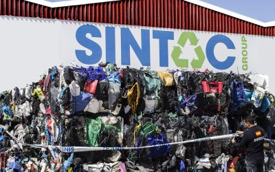 SINTAC Recycling reinforces its team with three new colleagues