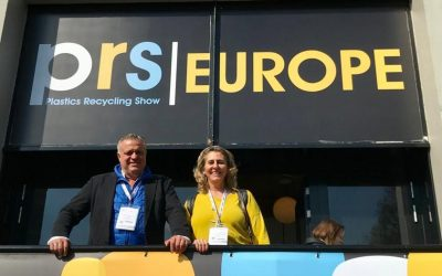 "SINTAC acude en Amsterdam a ""Plastics Recycling Show Europe 2019"""