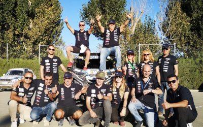 SINTAC RACING TEAM, 3º en el Campeonato de España de Buggies Nacionales TT