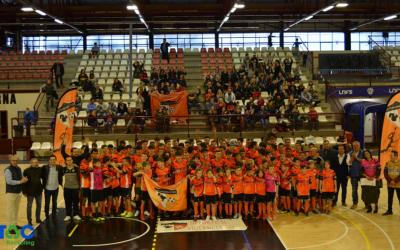 Presentación de la nueva temporada del Club de Fútbol Sala de La Canyada