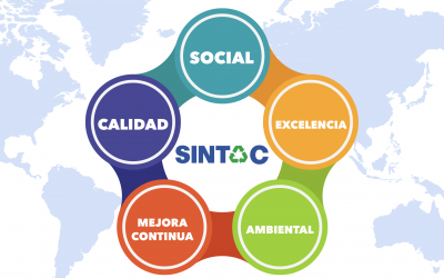 SINTAC RECYCLING reinforces its team to meet its new business projects