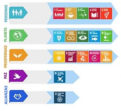 grupos desarrollo sostenible
