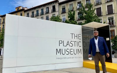 SINTAC and GCR Group, collaborating entities in the creation and recycling of THE PLASTIC MUSEUM, the first museum in the world born to be recycled.